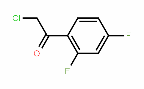 2-Chloro-2',4'-difluoroacetophenone