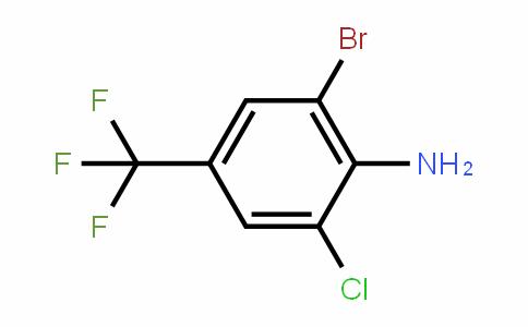 2-溴-6-氯-4-(三氟甲基)苯胺