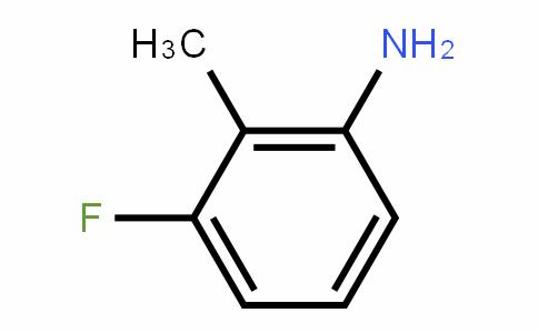 3-Fluoro-2-methylaniline