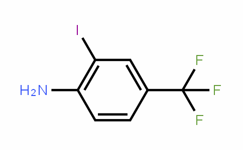 2-Iodo-4-(trifluoromethyl)aniline