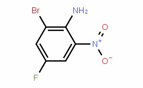 2-溴-4-氟-6-硝基苯胺