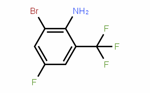 2-Bromo-4-fluoro-6-(trifluoromethyl)aniline