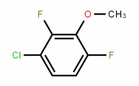 3-氯-2,6-二氟苯甲醚