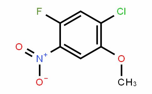 2-Chloro-4-fluoro-5-nitroanisole