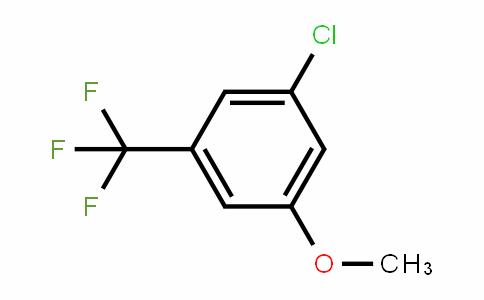 3-Chloro-5-(trifluoromethyl)anisole