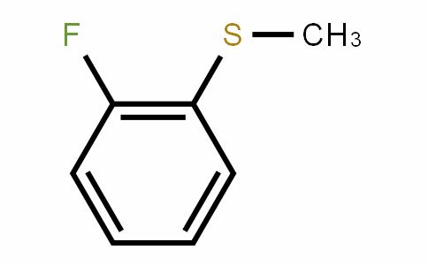 2-氟硫代苯甲醚