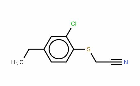 2-(2-氯-4-乙基苯硫基)乙腈