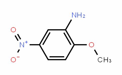 2-甲氧基-5-硝基苯胺