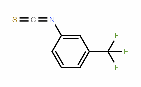 3-(Trifluoromethyl)phenyl isothiocyanate