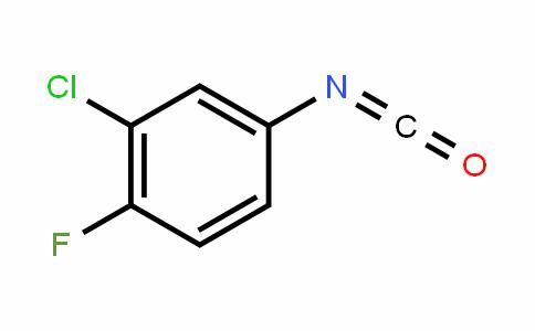 3-Chloro-4-fluorophenyl isocyanate