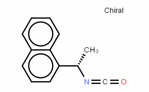 (S)-(+)-1-(1-Naphthyl)ethyl isocyanate