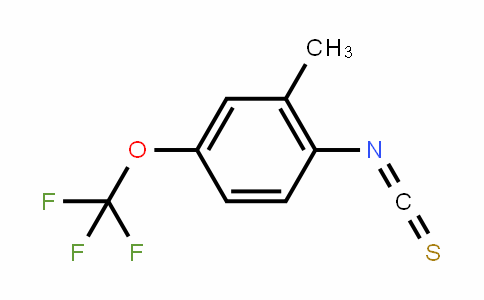 2-Methyl-4-(trifluoromethoxy)phenylisothiocyanate