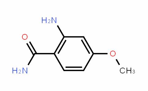 3-氨基-4-甲氧基苯甲酰胺