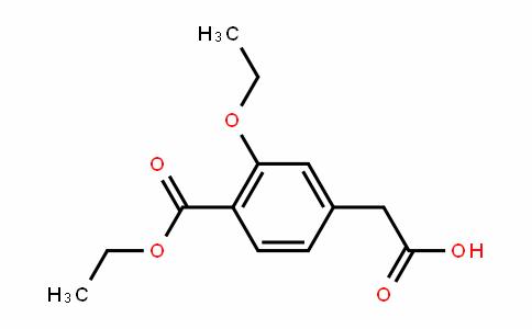 4-乙氧羰基-3-乙氧基苯乙酸