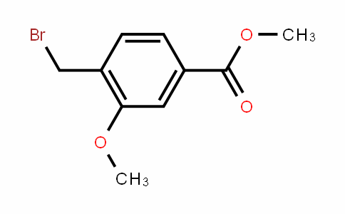 Methyl 4-(bromomethyl)-3-methoxybenzoate