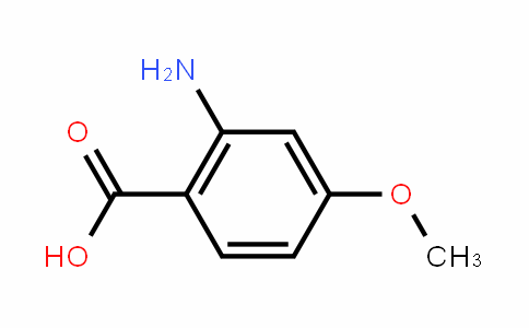 2-氨基-4-甲氧基苯甲酸