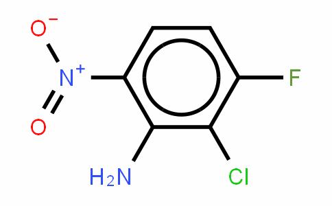 2-Amino-3-chloro-4-fluoronitrobenzene