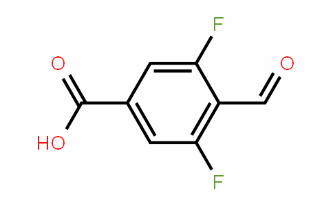 4-Carboxy-2,6-difluorobenzaldehyde