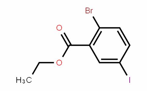 Ethyl 2-bromo-5-iodobenzoate