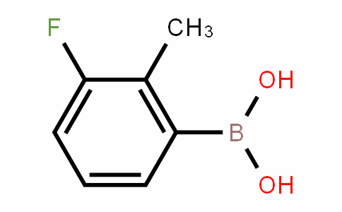 3-Fluoro-2-methylphenylboronic acid