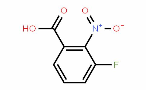 2-硝基-3-氟苯甲酸