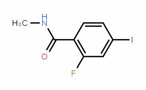 N-甲基-2-氟-4-碘苯甲酰胺