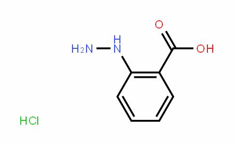 2-Hydrazinobenzoic acid hydrochloride
