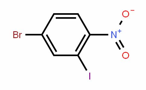 4-Bromo-2-iodo-1-nitrobenzene