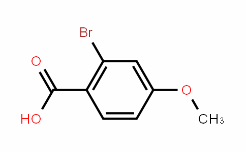2-Bromo-4-methoxybenzoic acid