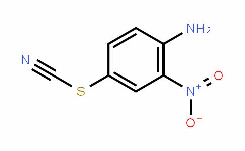 2-硝基-4-硫氰基苯胺