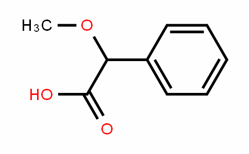 2-Methoxy-2-phenylacetic acid