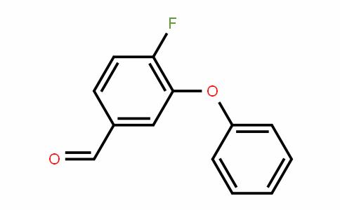 4-氟-3-苯氧基苯甲醛