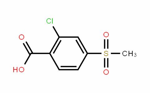 2-Chloro-4-methyl sulfonylbenzoic acid