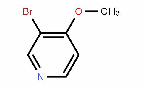 3-Bromo-4-methoxypyridine