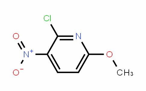 2-氯-6-甲氧基-3-硝基吡啶