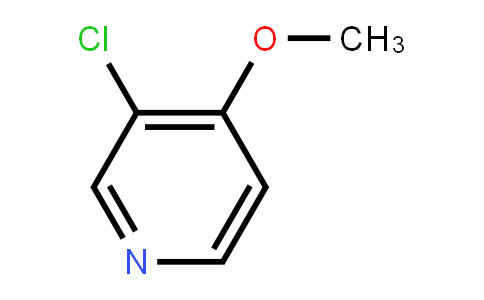 3-Chloro-4-methoxypyridine