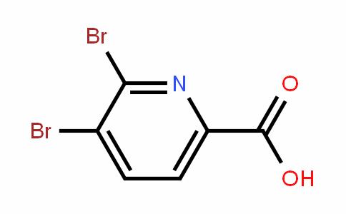 2,3-Dibromo-6-carboxypyridine