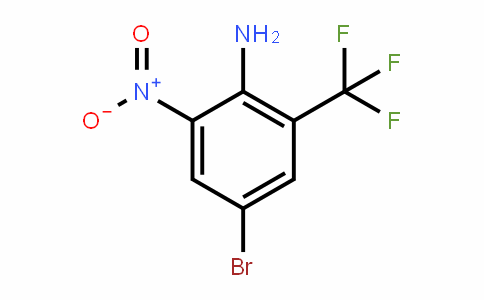 2-Amino-5-bromo-3-nitrobenzotrifluoride