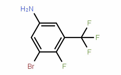 5-Amino-3-bromo-2-fluorobenzotrifluoride