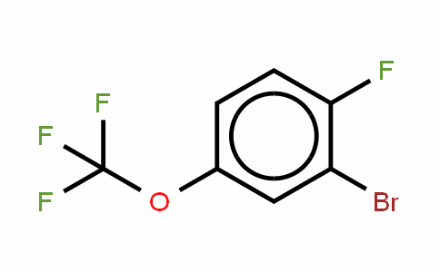 4-Bromo-2-fluoro- (trifluoromethoxy)benzene