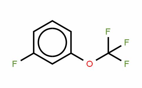 3-(Trifluoromethoxy) fluorobenzene