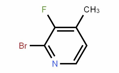 2-Bromo-3-fluoro-4-methylpyridine