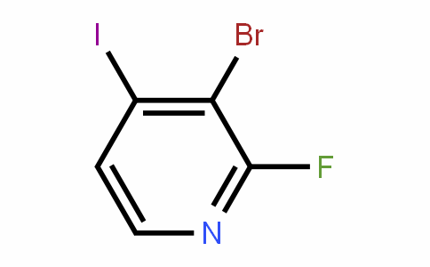 3-Bromo-2-fluoro-4-iodopyridine