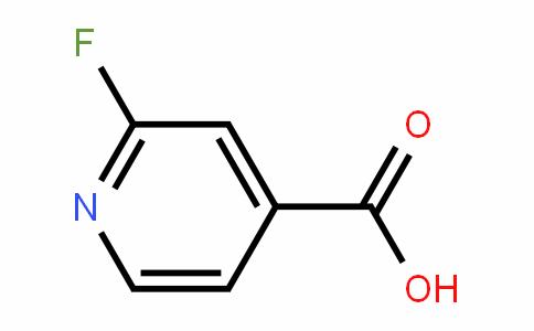 2-Fluoro-4-carboxypyridine
