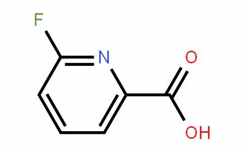 2-Fluoro-6-carboxy pyridine