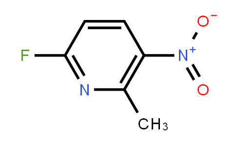 2-氟-5-硝基-5-甲基吡啶