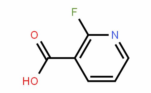 2-Fluoronicotinic acid