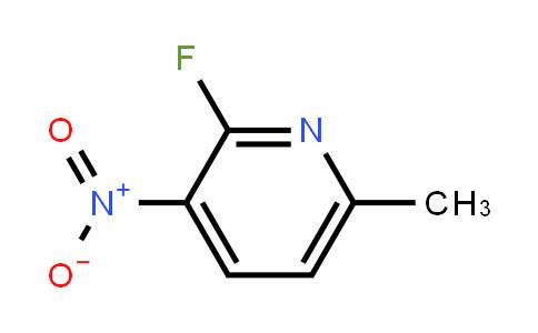 2-氟-6-甲基-3-硝基吡啶