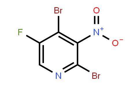 5-Fluoro-3-nitro-2,4-dibromopyridine