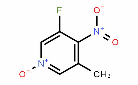 5-Fluoro-3-methyl-4-nitropyridine-N-oxide